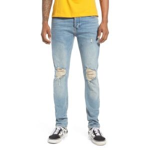 TOPMAN RIPPED SKINNY JEANS ♠️IN STORES♠️